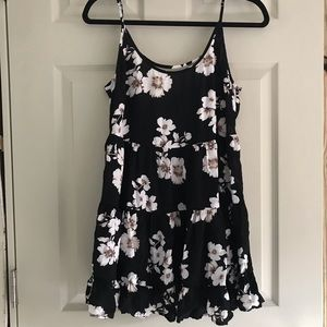 Floral Brandy Melville tunic